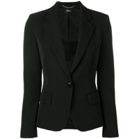 Liu Jo Formal Fitted Blazer - Preto