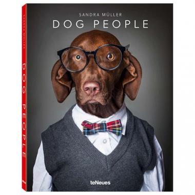 Livro Dog People