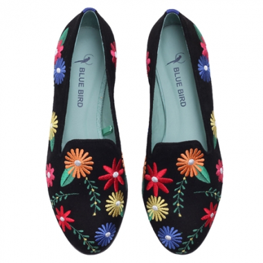 Loafer Flower Power