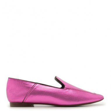 Loafer Metallic Fucsia | Schutz