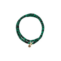 Lord And Lord Designs Pulseira tribal - Verde