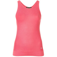 Loro Piana Fitted Tank Top - Rosa