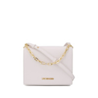 Love Moschino Clutch - Branco