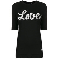 Love Moschino Love T-Shirt - Preto