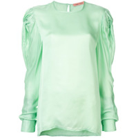 Maggie Marilyn Blusa 'stop To Smell The Roses' - Verde