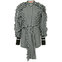 Maggie Marilyn Camisa 'i'm In Awe Of You' - Preto
