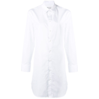 Maison Margiela Oversized Button Down Shirt - Branco