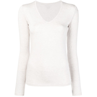 Majestic Filatures Blusa Slim - Neutro