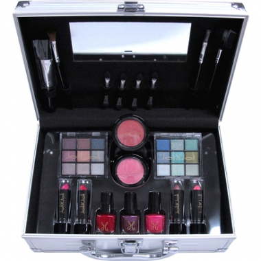 Maleta De Maquiagem Joli Joli New Travel Make Up Case-Feminino