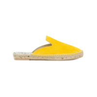Manebi Slip-On Mules - Amarelo