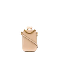 Marc Jacobs Bolsa Mini Vanity Nude - Neutro