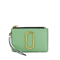 Marc Jacobs Carteira Color Block - Verde