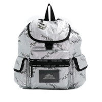 Marc Jacobs Mochila New York The Ripstop - Prateado