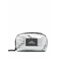 Marc Jacobs Necessaire The Ripstop Cosmetics - Metálico