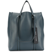 Marc Jacobs Oversized Tag Tote Bag - Cinza