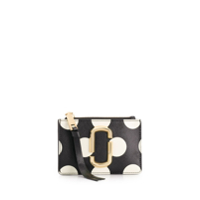 Marc Jacobs Carteira Snapshot Dot - Preto