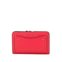 Marc Jacobs Carteira The Grind Compacta - Rosa