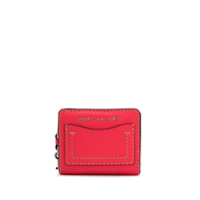 Marc Jacobs Carteira The Grind Mini Compacta - Rosa