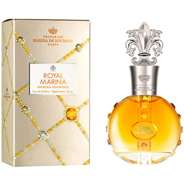 Marina De Bourbon Perfume Feminino Royal Marina Diamond Edp 100Ml-Feminino