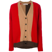 Marni Cardigan Color Block - Estampado
