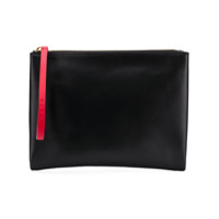 Marni Clutch Color Block - Preto