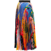 Mary Katrantzou Saia 'uni Paint Splash' - Estampado