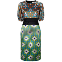 Mary Katrantzou Vestido Estampado