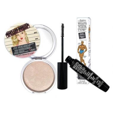 Mary Lou Manizer + What's Your Type? The Body Builder The Balm Kit-Feminino