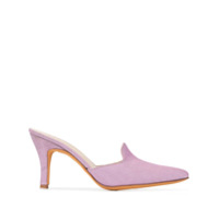 Maryam Nassir Zadeh Mule Slip On - Roxo