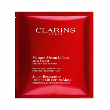 Máscara Facial Clarins Super Restorative Instante Lift Serum -Feminino