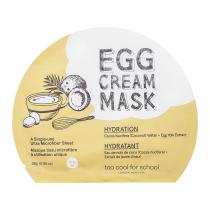 Máscara Facial Hidratante Egg Cream Mask
