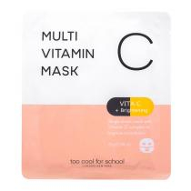 Máscara Facial Vitamina C Multi Vitamin Mask