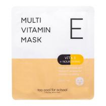Máscara Facial Vitamina E Multi Vitamin Mask