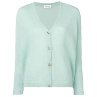 Masscob Fitted Cardigan - Verde