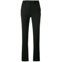 Max Mara Studio Formal Slim Trousers - Preto