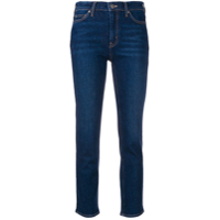 Mih Jeans Niki Cropped Jeans - Azul