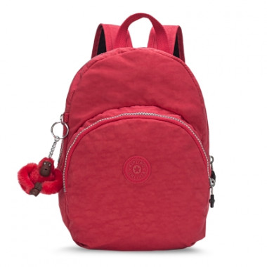 Mini Mochila Jaque Vermelha Poppy Red - Kipling