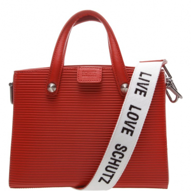 Mini Tote Live Love Red | Schutz