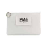 Mm6 Maison Margiela Clutch Slim - Branco