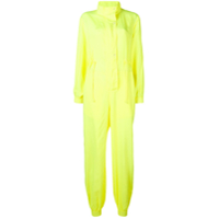 Mm6 Maison Margiela Oversized Jumpsuit - Amarelo