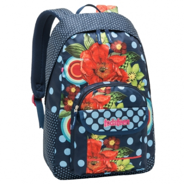 Mochila Costas Toda Teen Fashion Mix-Feminino