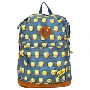 Mochila Pcf Global Simpsons Emocition-Feminino