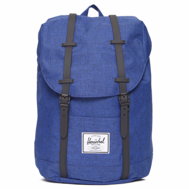 Mochila Retreat Eclipse Crosshatch - Azul