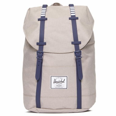 Mochila Retreat Light Khaki - Cinza