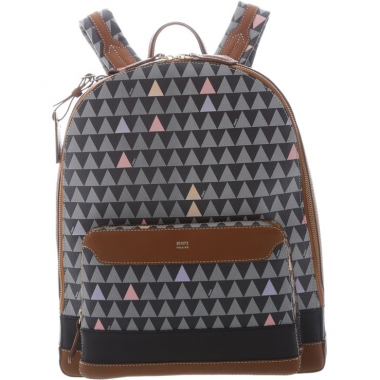 Mochila Triangle Black | Schutz
