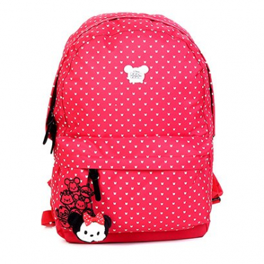 Mochila Up4You Disney Tsum Tsum Borado Feminina-Feminino