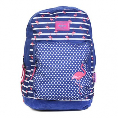 Mochila Up4You Flamingos-Feminino