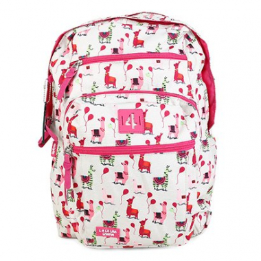 Mochila Up4You Porta Notebook Lhama-Feminino