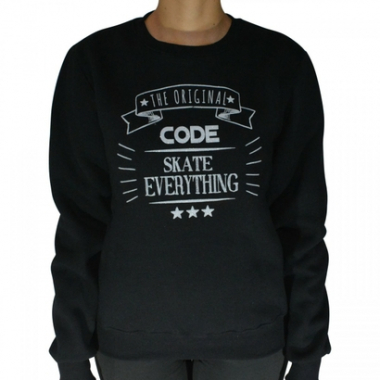 Moletom Code Everythng-Feminino