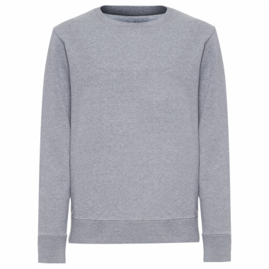 Moletom Masculino Fleece E-Basics - Cinza